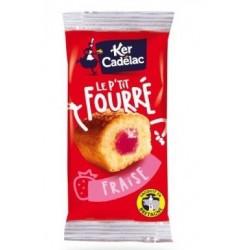 Ptit Fourré Fraise 30 gr