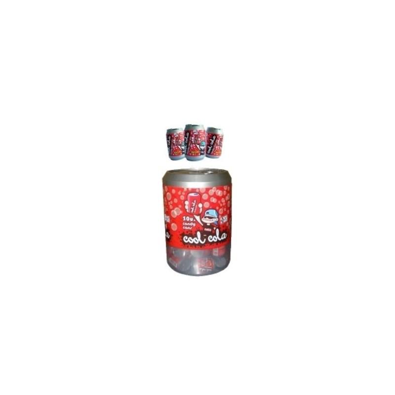 Canette Poudre Cool Cola x 50 Canettes