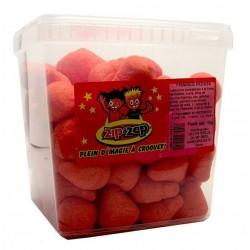 Fraises Rouges Guimauves 1kg