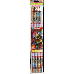 8 Fusées Banzaï n°3