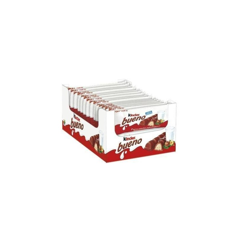 Kinder Bueno x 30 Barres Chocolatées