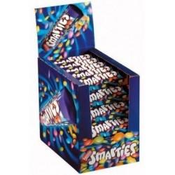 Smarties x 36 Tubes de 38 grammes