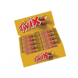 Twix x 32 Barres Chocolatées
