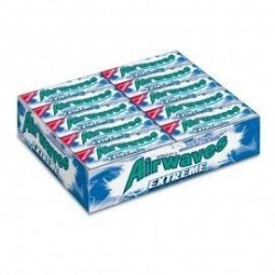 Airwaves Chewing Gum Menthol Extreme