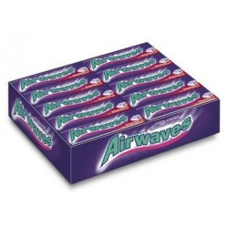 Airwaves Chewing Gum Cool Cassis