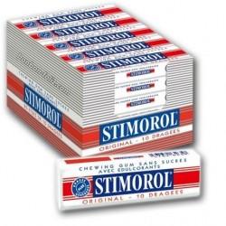 Stimorol Original x 50 étuis de 10 dragées
