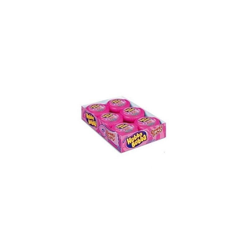 Hubba Bubba Fancy Fruit x 12 rouleaux d'1m80 de Chewing Gum