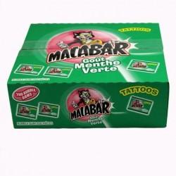 Malabar Menthe x 200 pièces