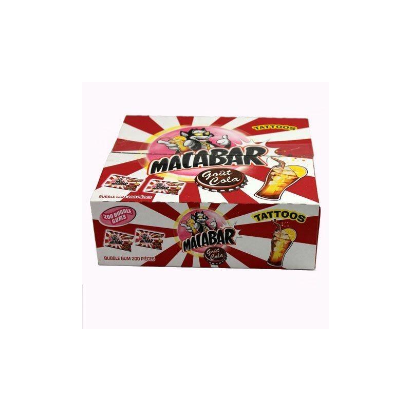 Malabar Cola x 200 pièces