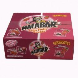Malabar Fruits Rouges x 200 pièces