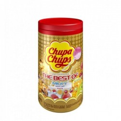Chupa Chups Best of x 150 Sucettes