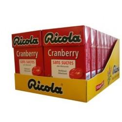 Ricola Cranberry x 20 Boites