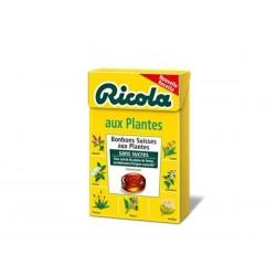 Ricola aux Plantes x 20 Boites