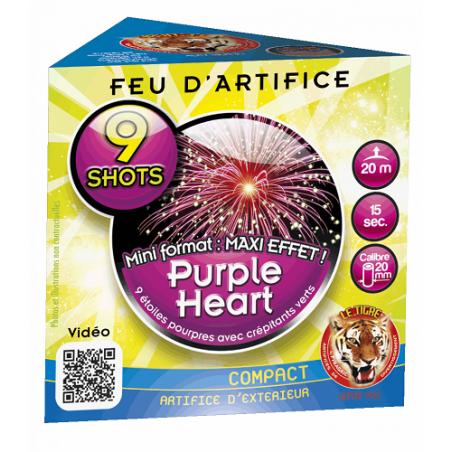 Artifices Compact Purple Heart