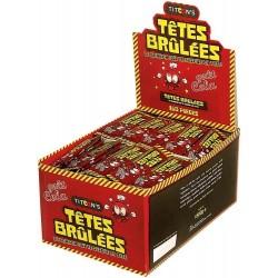 Bonbons Têtes Brûlées Cola en Stick x 150 barres