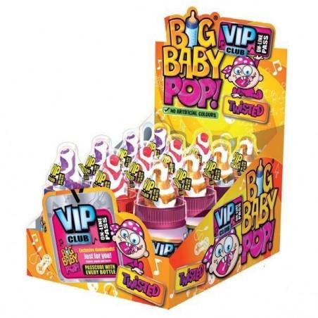 Big Baby Pop Twisted x 12 pièces