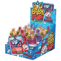 Big Baby Pop Favourites x 12 pièces