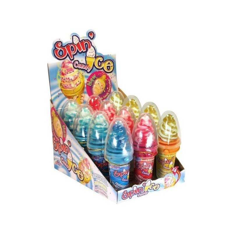 Spin Ice Candy x 12 unités