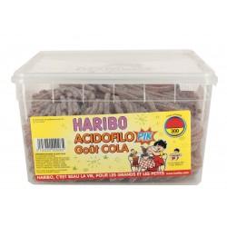 Tubo Haribo Acidofilo Cola Pik x 300 pièces