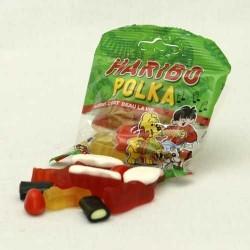 30 Mini Sachets Haribo Polka