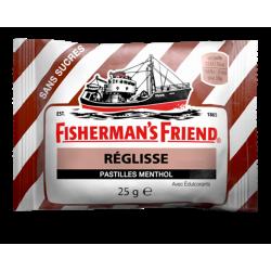 Fischerman's Réglisse sans sucres ajoutés x 24 Etuis