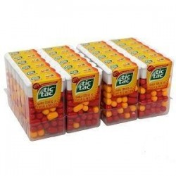 Tic Tac cerise fruit de la passion