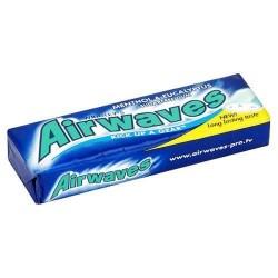 Airwaves Chewing Gum Menthol & Eucalyptus 30 Etuis de 10 Dragées