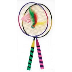 Raquettes Badminton pour enfant