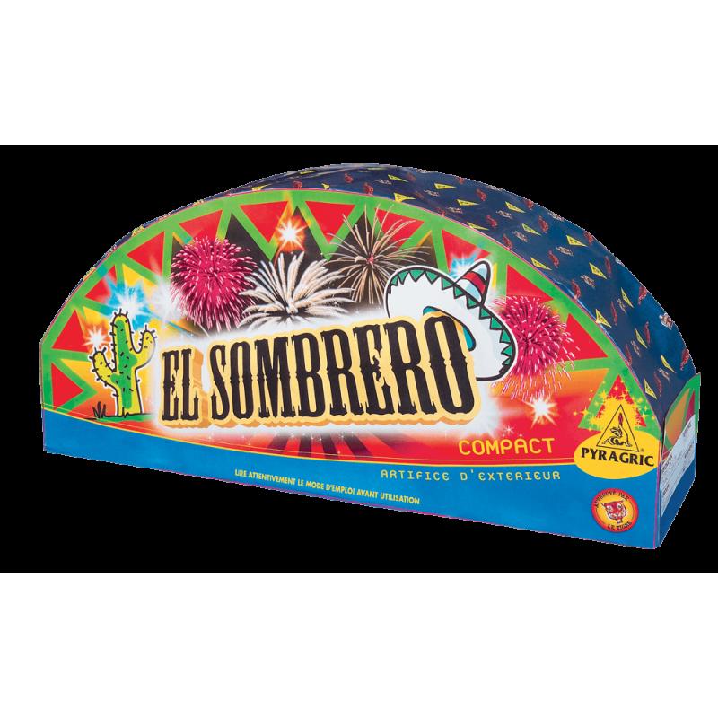 Artifices Compact El Sombrero