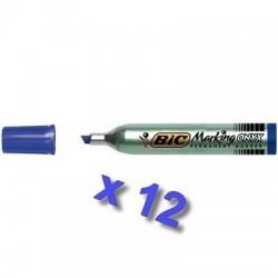 Marqueur Onyx Bleu Bic