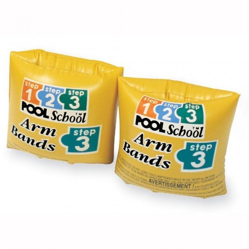 Brassards de Natation Pool School 3/6 ans