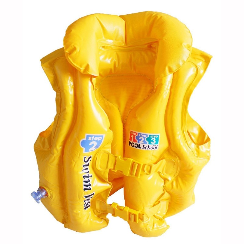 Gilet de Natation Pool School 3/6 ans