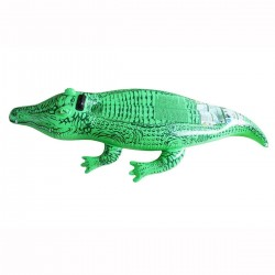 Crocodile Chevauchable 168 cm Intex