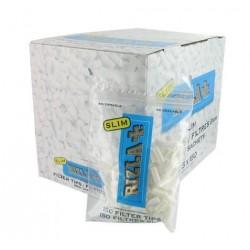 50 Sachets de Filtres Rizla Slim 6 mm