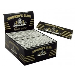 Feuille à Rouler Slim Smoker's Club
