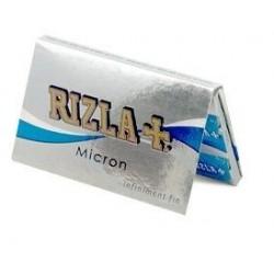 25 Carnets de Feuille à Rouler Rizla Micron