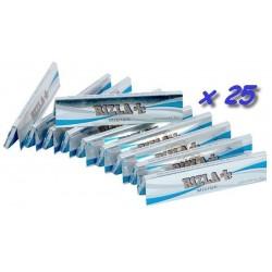25 Carnets de Feuille à Rouler Rizla Micron Slim