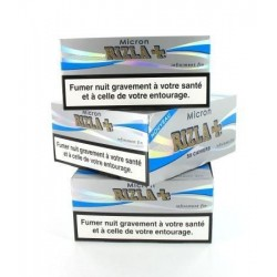 Pack de 3 Boites Rizla Micron Slim