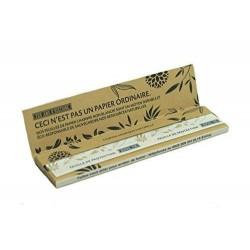 50 Carnets de Feuille à Rouler Rizla Natura Slim