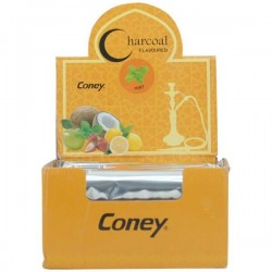 Charbon Narguilé Menthe Coney