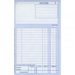 Manifold Facture NCR Autocopiant Dupli 14 x 21 cm