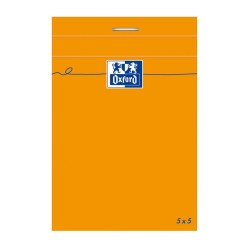 Bloc Ecriture Idea Oxford 8 x 12 cm