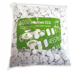 5000 Pastilles Eco Loto