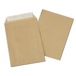 250 Enveloppes Kraft 22 x 32 cm