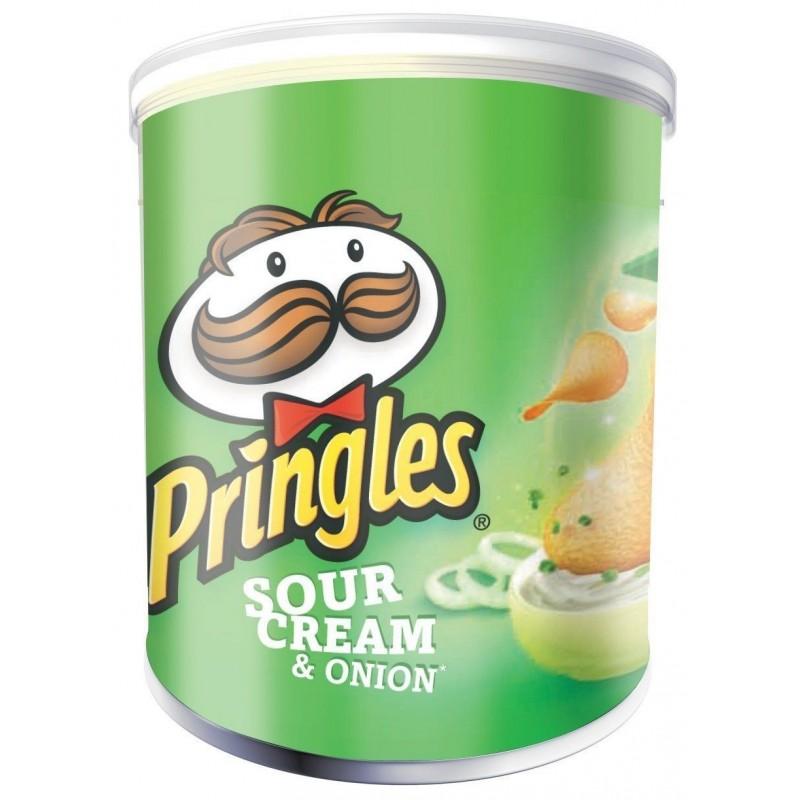 Pringles Sour Cream & Onion 40 grammes
