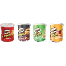 Pringles Hot & Spicy 40 grammes