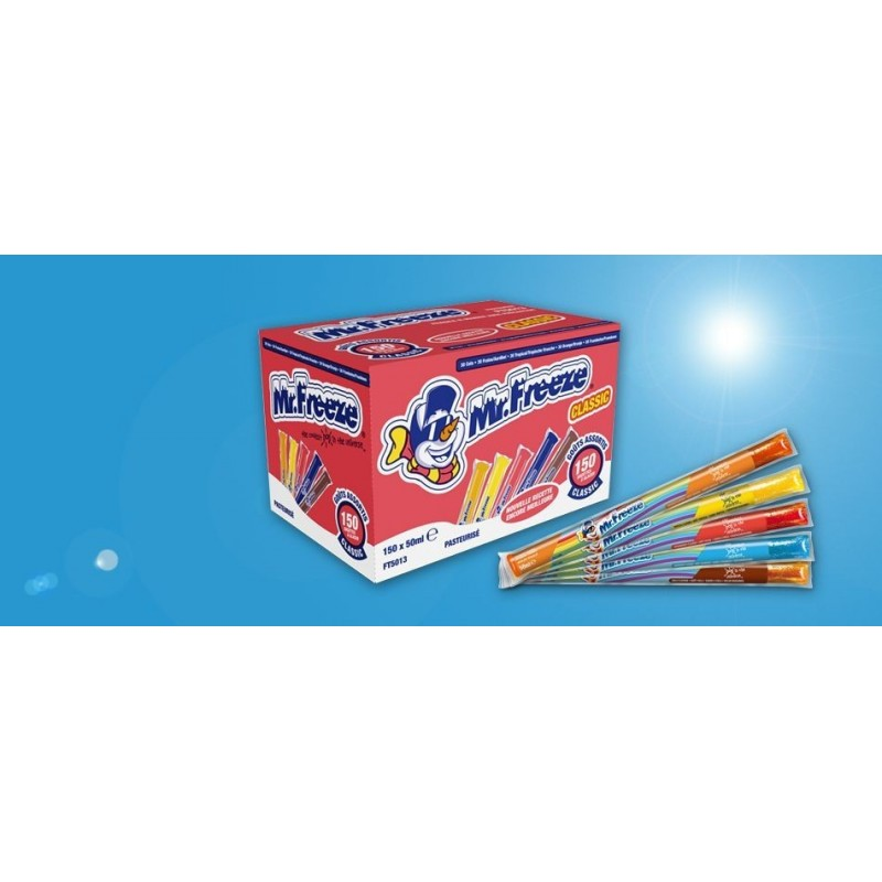 Mr Freeze Assortis 50 ml