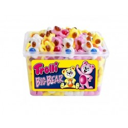 Tubo Trolli Big Bear x 150 pièces