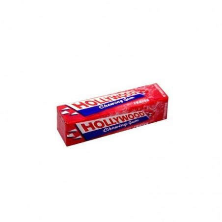 Hollywood Chewing Gum Fraise en Tablette