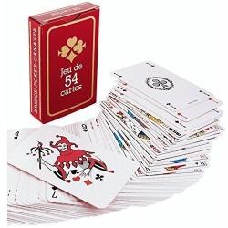 Jeu de 54 cartes Gauloise